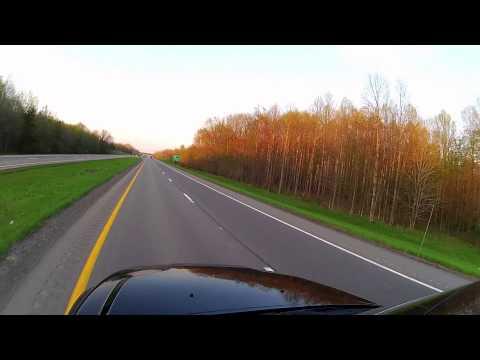 Switzer Performance XXXX HP Nissan GTR Two Highway Pulls BLK Truck travel at 85 MPH