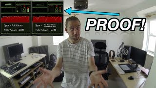 How to Trick Spotify into Playing Your Track Louder (YouTube, iTunes, etc.. too!)