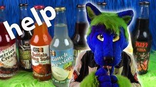 Furry Tries Even MORE Gross Sodas!