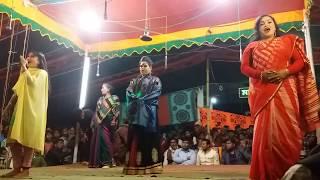 বাংলা যাত্রা পালার অসাধারন উদ্বোধনী গান । Awesome Beginning Song of Bangla Jatra Pala   Jatra pala
