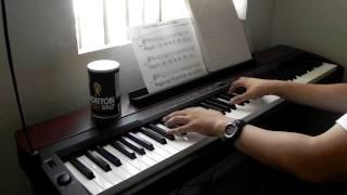 Supernatural - Dean's Family Dedication Theme (piano cover)