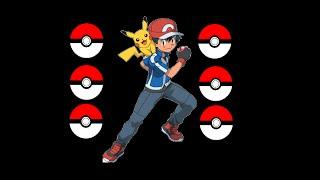 Ash's Kalos team in Pokemon XY and Z