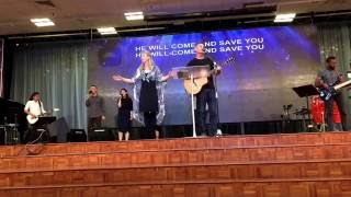 He Will Come And Save You by Bob Fitts
