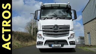 Mercedes-Benz Actros 2545 Truck - Full Tour & Test Drive - Stavros969