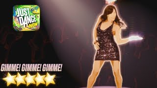 Just Dance Now - Gimme! Gimme! Gimme! [5 Stars]