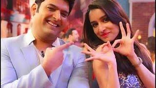Kapil Sharma and Shraddha Kapoor Best Comedy 2016 - Make Me Smile