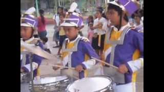 Drum and Lyre Limay Elementary School--Van Irvin Joshua