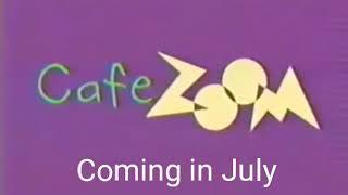 A new premiere of Café ZOOM