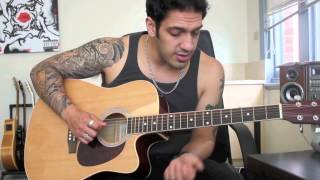 How to play 'Sidewinder'  by Avenged Sevenfold Guitar Solo Lesson