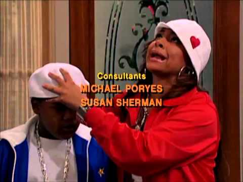 That s So Raven Credits Screen Closing Season 2 2004