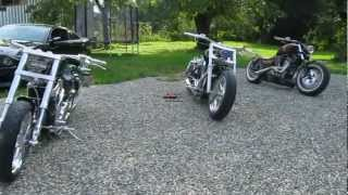 Intruder 1400 Gentlemens Club Custom Bobber Low Rider Hot Rod und Ford Mustang Chevy Pick .mpeg