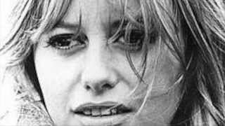 Susan George sings 'Young at Heart'.