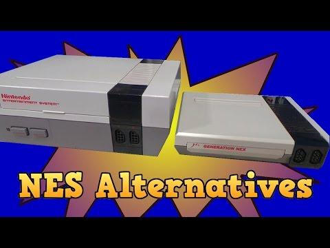 Nintendo NES Classic Alternatives and clones