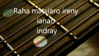 Mahaleo - Raha mila fanampiana ianao lyrics
