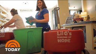 Inspiring 13-Year-Old Gives Hope To Kids At Her Local Hospital | TODAY