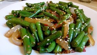 Green Bean Recipe for people who hate green beans