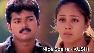 Kushi Super Hit Nice Scene | Vijay | Jyothika