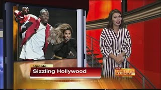 Sizzling Hollywood - Entertainment highlights