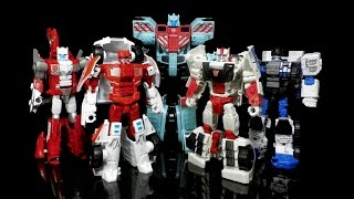 Transformers Combiner Wars Protectobots Defensor Review