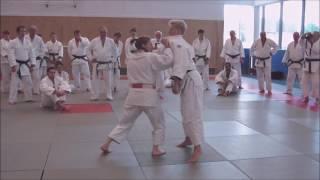 19 Kuzushi Breaking Balance