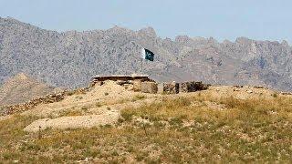 درگیری مرزی افغانستان و پاکستان: یک کشته و چندین زخمی