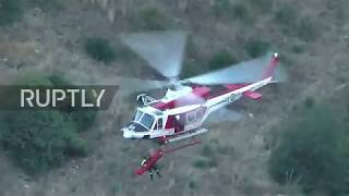 Italy: At least 10 dead after flash flood hits hikers in Calabria
