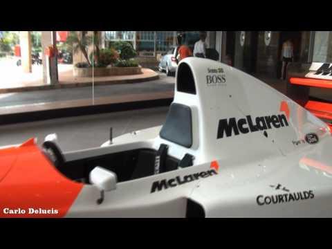Xxx Mp4 McLaren MP4 8 Ayrton Senna S 1993 Formula 1 Car 3gp Sex