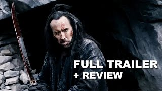 Outcast Official Trailer + Trailer Review - Nicolas Cage 2014, 2015 : Beyond The Trailer