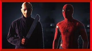 Jason Vs Spiderman   Halloween Special!