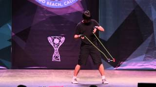 Alex Hattori - 3A Final - 1st Place - 2015 US National Yo-Yo Contest