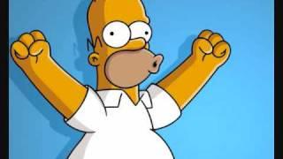 Risa de Homero (Pero que idiota)