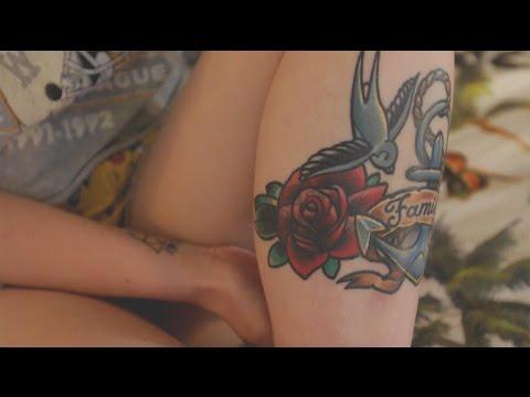 My tattoos (+pain ratings)
