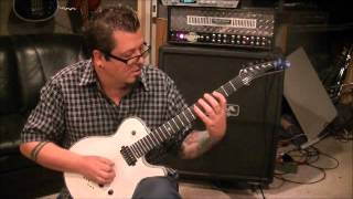 REMEMBER GUITAR HERO?:) ALL THAT REMAINS - SIX - Guitar Lesson by Mike Gross