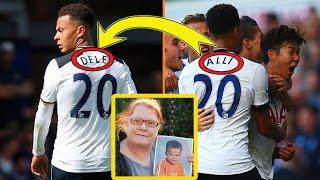 لماذا تخلى لاعب توتنهام ديلي ألي عن إسم عائلته؟ | قصة حزينة !