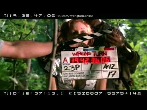 Wrong Turn — Shooting \ Съёмки фильма #4