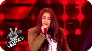 Survivor - Eye Of The Tiger (Shayene) | The Voice Kids | Blind Auditions | SAT.1