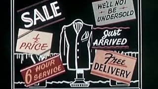 Competition and Big Business - 1953 - CharlieDeanArchives / Archival Footage
