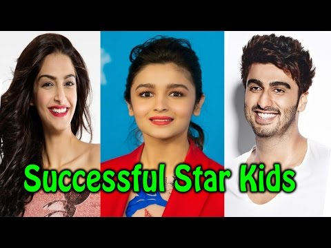 Top 10 Most Successful Star Kids of Bollywood