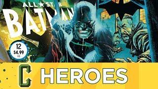 All Star Batman #12 - Pull List - Collider Heroes