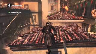 Assassin's Creed Rogue - Escaping Lisbon