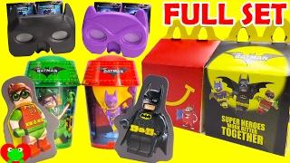 2017 Lego Batman Movie McDonald