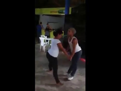 Bailando Bachata con Clase Raulín Rodriguez