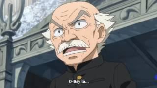 Hội Pháp Sư Fairy Tail :Natsu và Gajeel VS Sting và Rogue (Vietsub)
