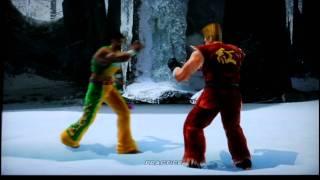 Tekken 6 Eddy Ultra Combos