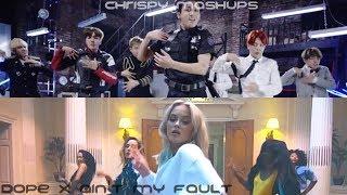 BTS & Zara Larsson - Dope / Ain't My Fault (Mashup)