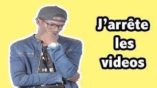 Dudu J'ARRETE LES VIDEOS