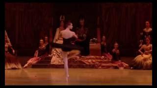 Swan Lake Act 3 Odile coda 32 fouettés - 7 various ballerinas for comparison