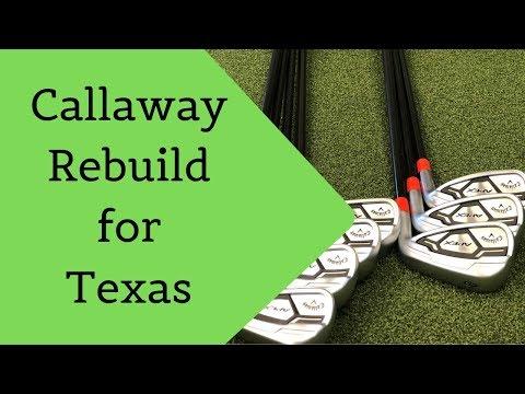 Xxx Mp4 Callaway Apex Irons Rebuild For Texas 3gp Sex