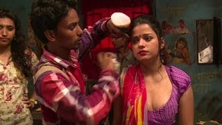 Rajpal Yadav, Bharti Sharma On The Sets Of 'Babuji Ek Ticket Bambai'