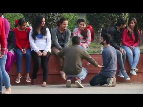 Approaching Girls (delhi) - PRANK INDIA